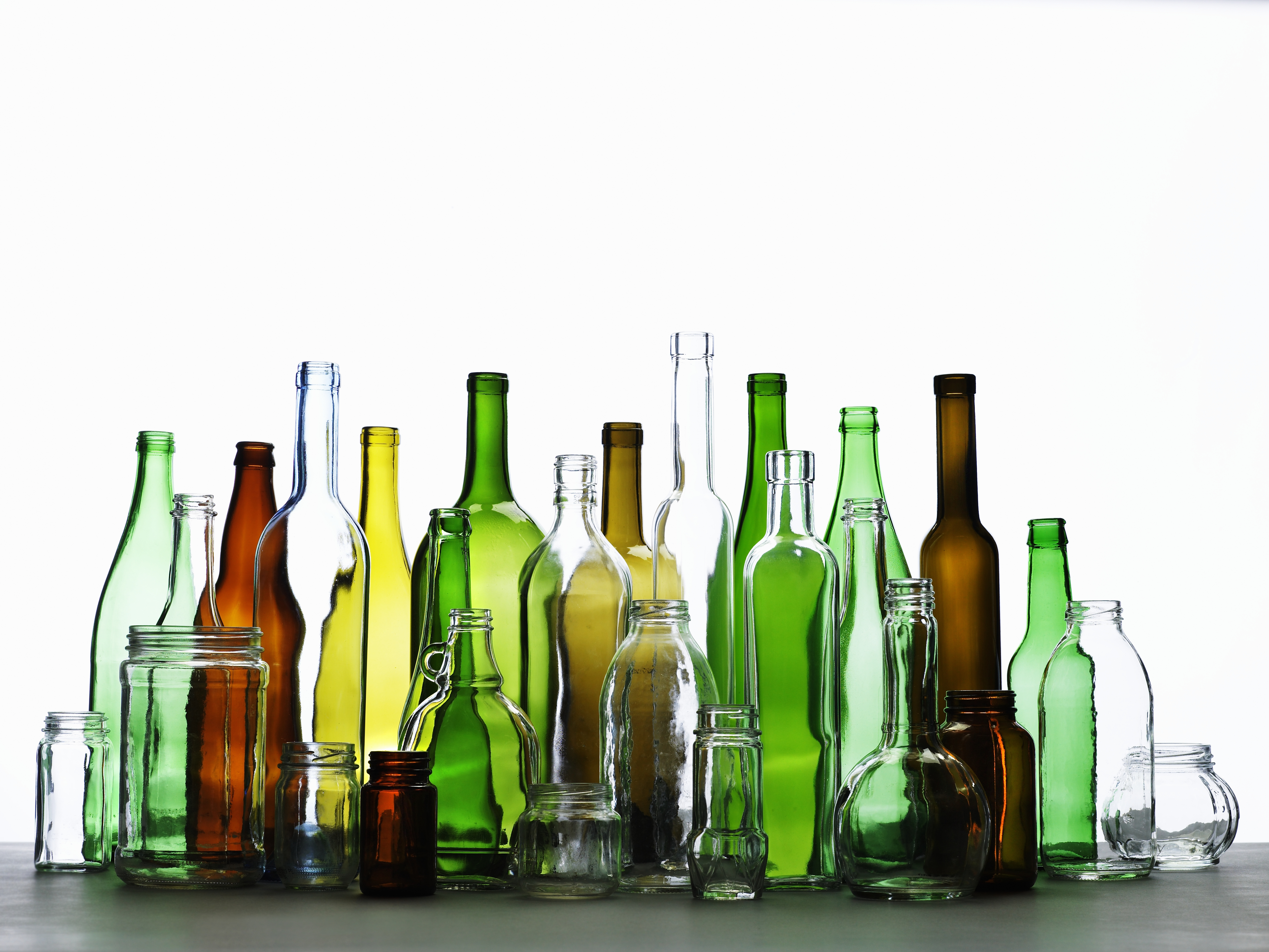 Фото бутылки банки в попе 4 фотография