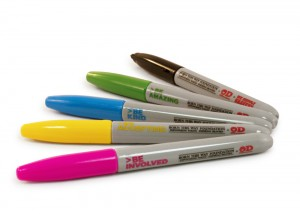 Promotional Pens Digital Heat Transfers